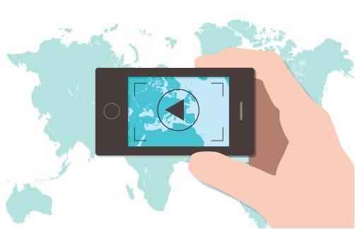Статистика видеомаркетинга, которая заставит вас схватиться за камеру прямо сейчас (инфографика)