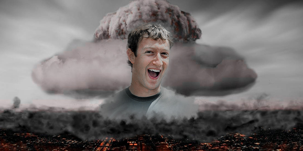Реформа «Фейсбука» – катаклизм для нескольких отраслей