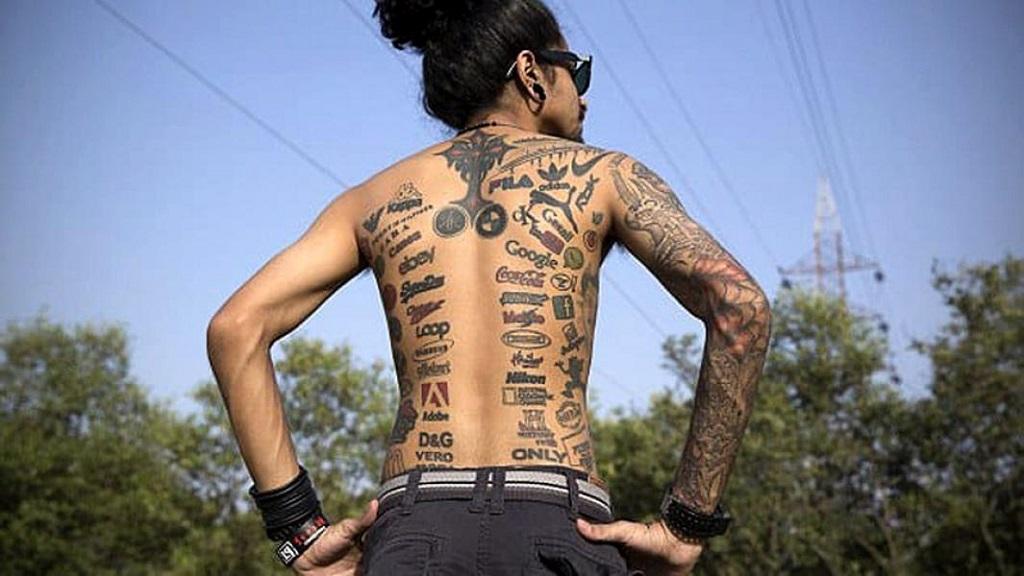 Реклама на татуировках как инструмент PR: 7 реальных историй