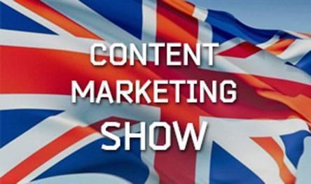 Content Marketing Show 2013: важные выводы с Лондонской конференции