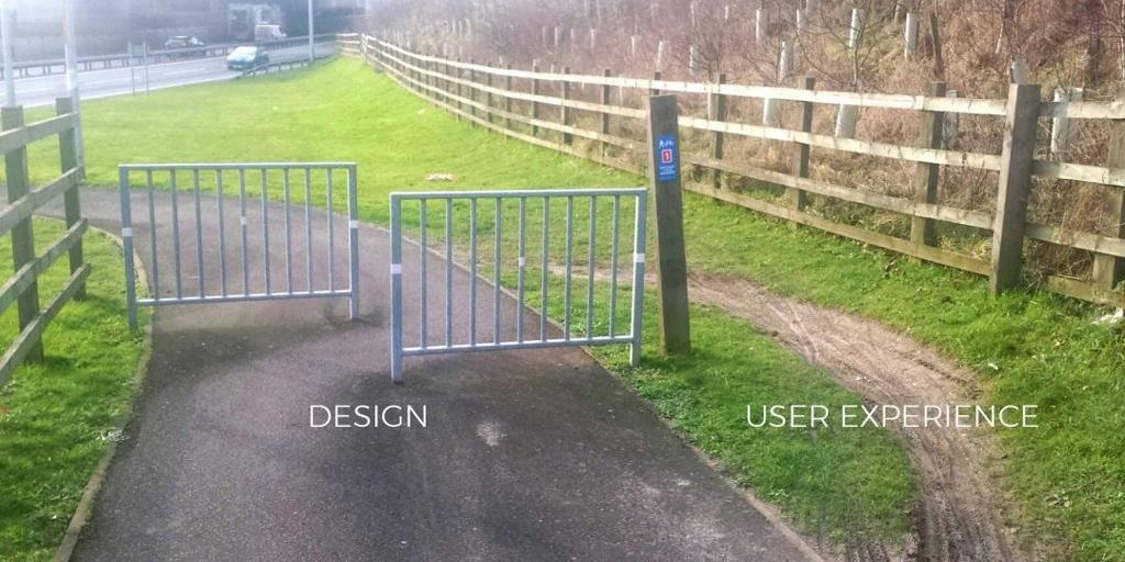 Что такое UX и UI, и почему UX-дизайнеров не бывает