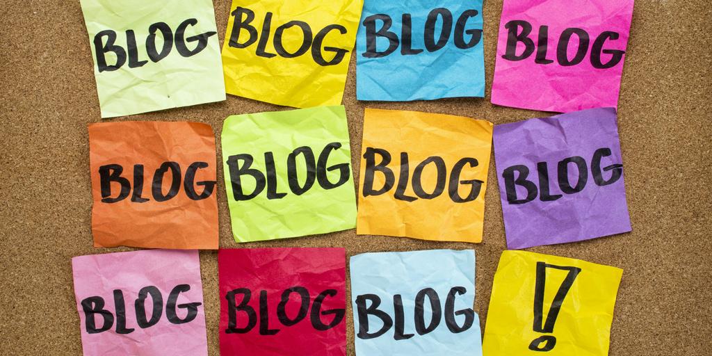 Как оформить блог: 12 примеров российских компаний