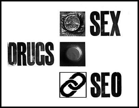 Секс, наркотики, сериалы и SEO
