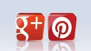 Pinterest vs. Google+: поле битвы — визуальный контент