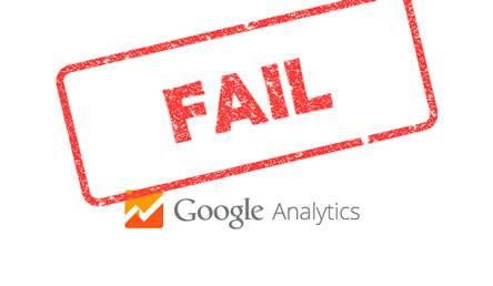 Как проанализировать достижение целей в Google Analytics при неправильных настройках