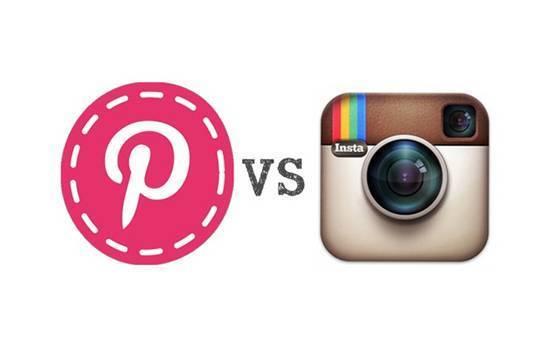 Pinterest vs. Instagram: какую из этих платформ лучше использовать в интернет-маркетинге