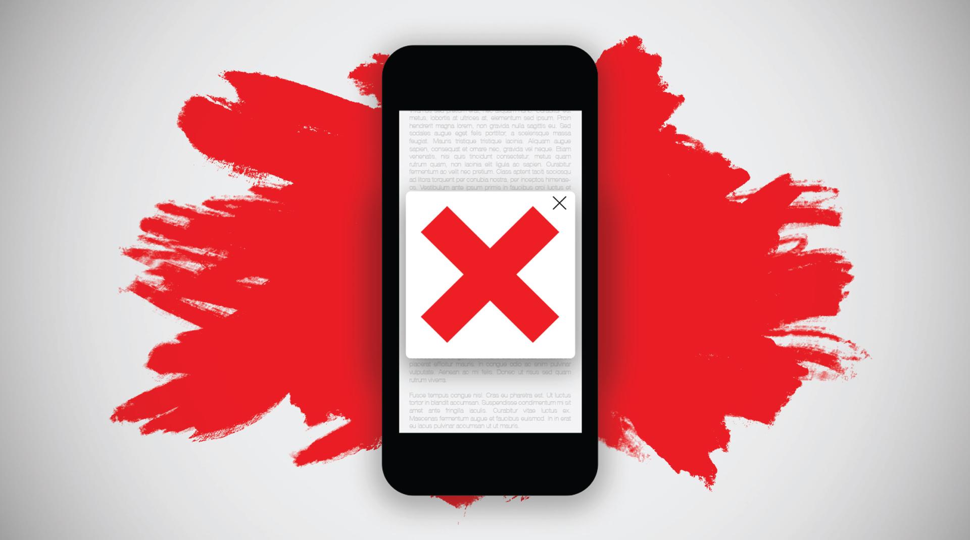 «Непокоренные»: как и почему миллиард человек противостоит интернет-рекламе