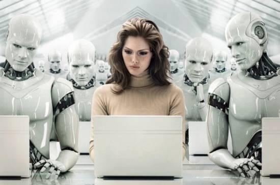 Робото-журналистика: вкалывают роботы – счастлив человек?