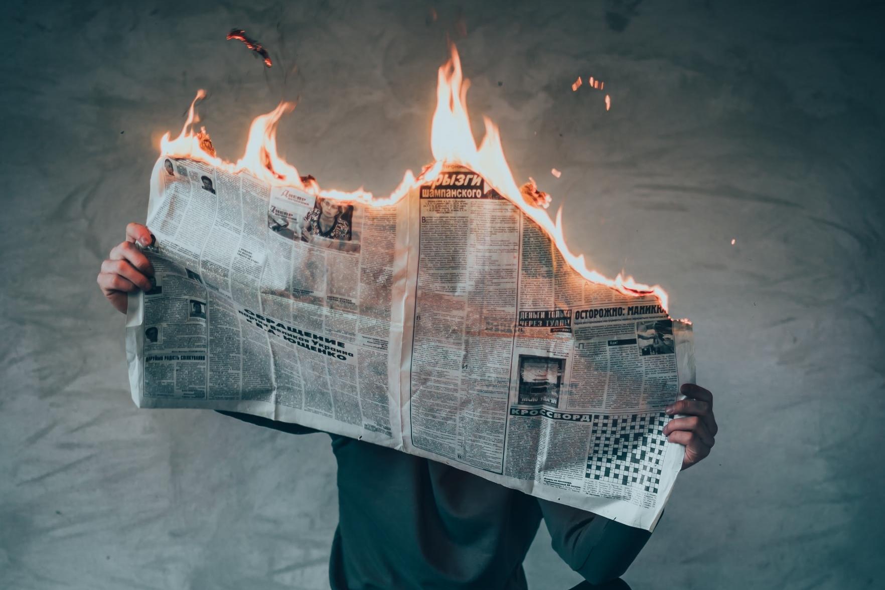 СМИ и коронавирус: спрос на новости вырос, но бизнес рухнул