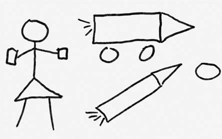 Как с помощью простых рисунков выражать идеи и делать публикации привлекательными