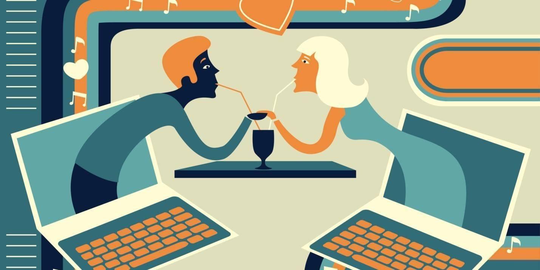 Реклама на сайтах знакомств. Забудьте про секс – работает любовь!