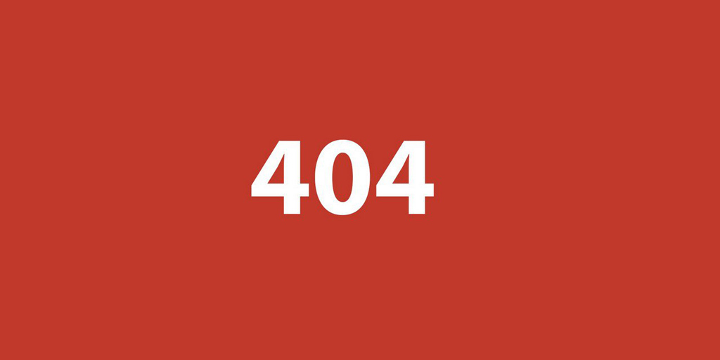 Как сделать из страницы 404 что-то полезное и интересное: 30 примеров