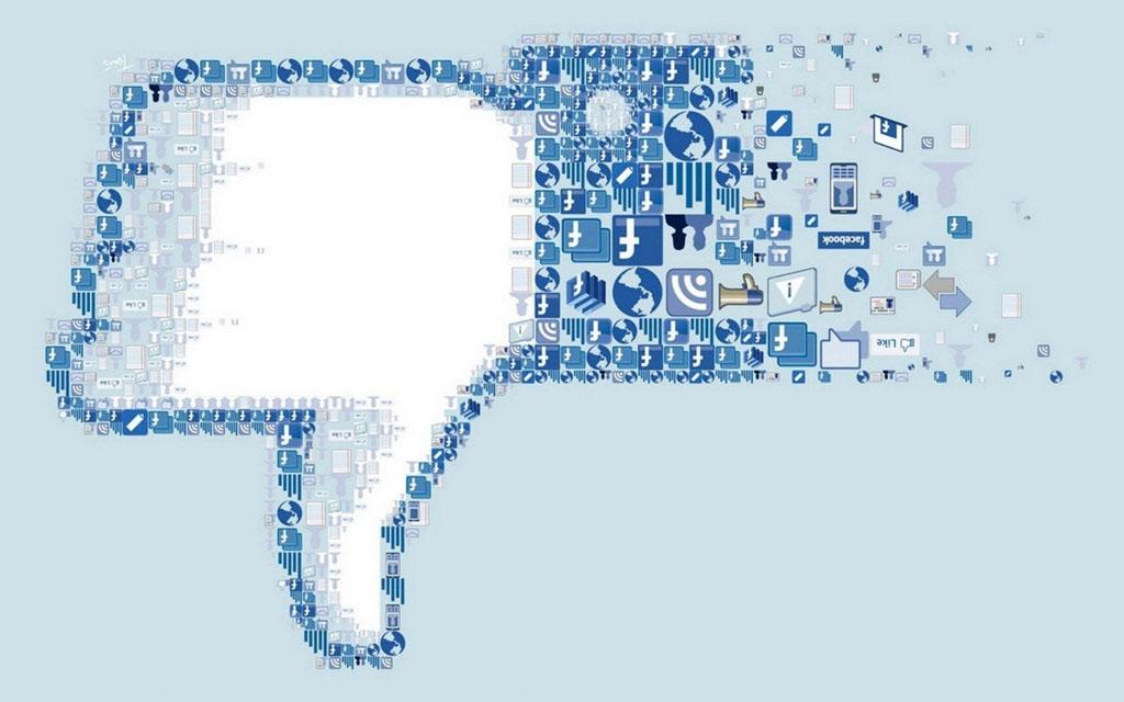Впервые за 5 лет снизилось использование Facebook в мировом SMM
