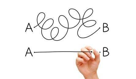 Маркетинг как эксперимент по решению задачи: рассказать просто о сложном