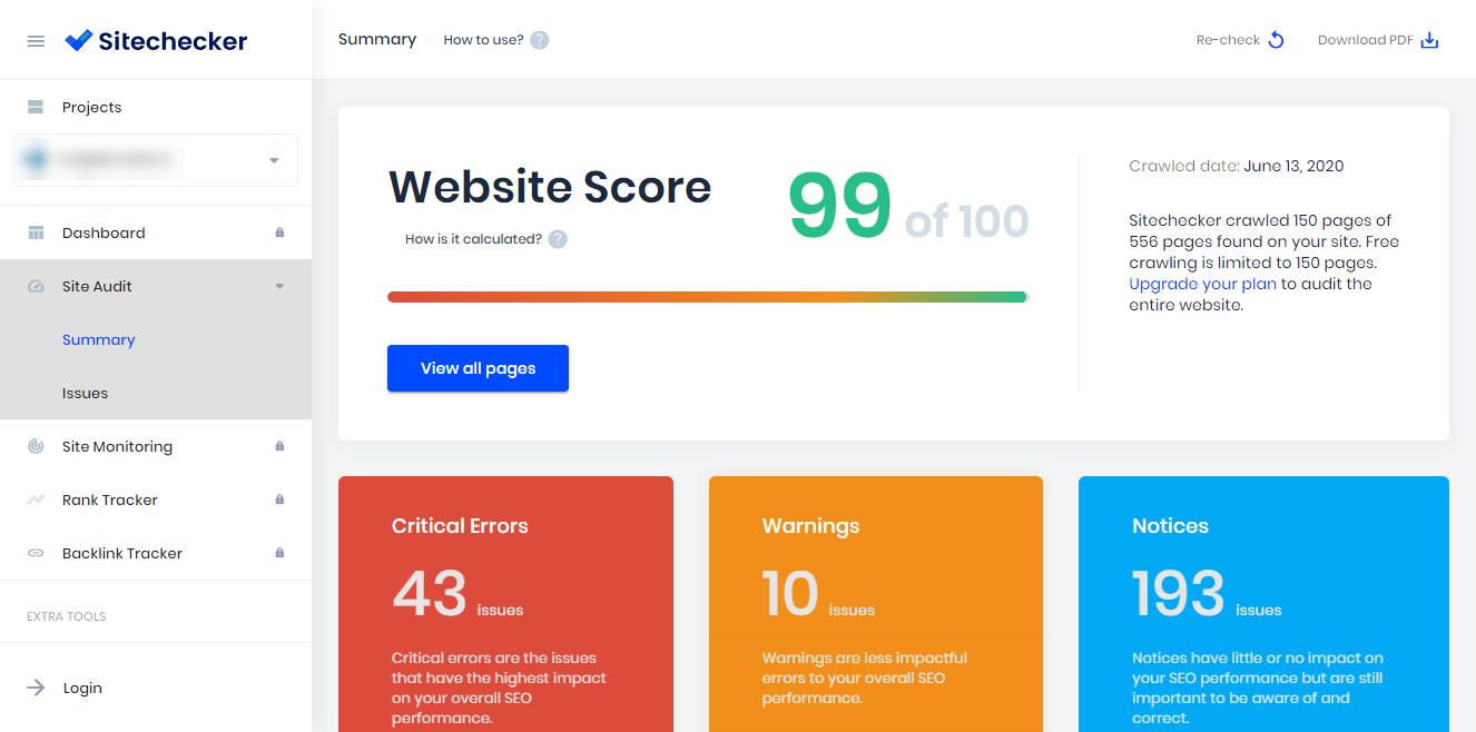 Как проверить сайт на ошибки seo оптимизация сайта Центральная улица (деревня Пахорка)