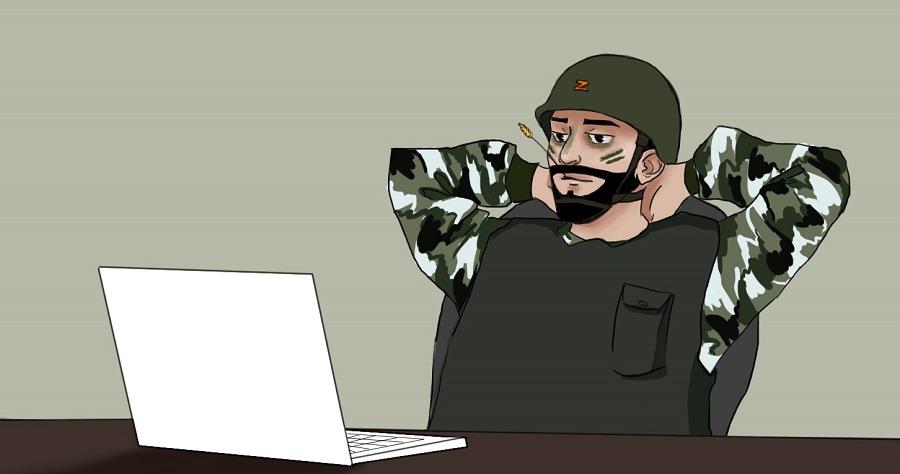 В интернете тоже бывают свои войны