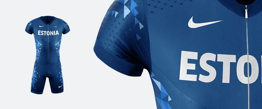 Концепт одежды для эстонской сборной, который выкупили и воплотили в жизнь