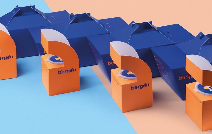 Коробочки для ресторанной еды Bergen