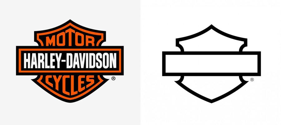 Логотип «Яндекс.Дзена», Discovery, Harley Davidson, Mail.ru