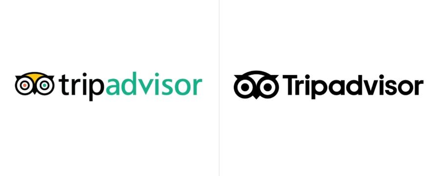 В первом логотипе было целых три нормальных позитивных цвета. Решили, что в 2020 они не пригодятся