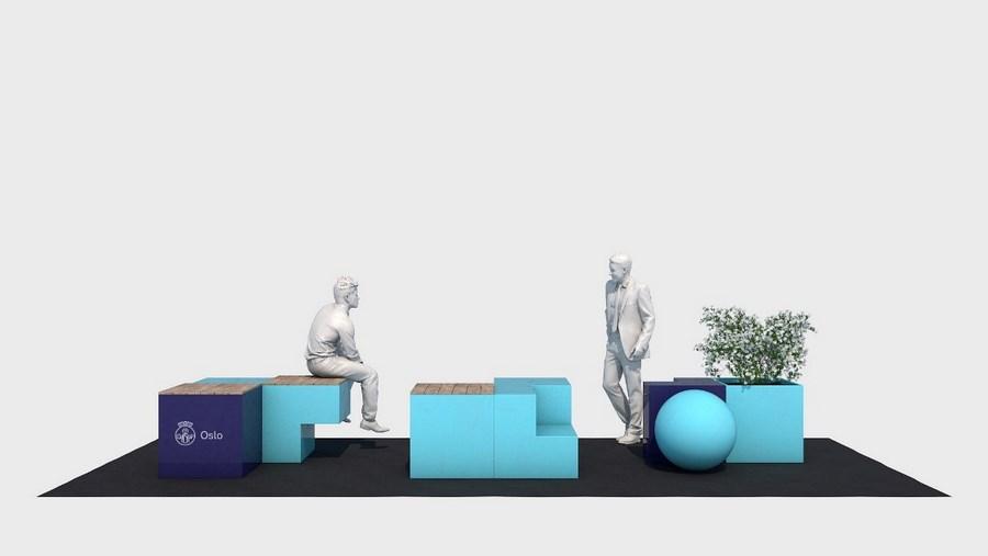 Тренд на 3D-дизайн норвежцы подхватили очень быстро и уже представили трехмерные иллюстрации с элементами своей айдентики