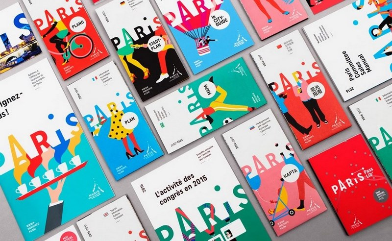 На сувенирах и картах можно увидеть и буйство красок, и букву «А» в форме Эйфелевой башни. Такой Париж туристы купят, но для местных это, вероятно, было бы сродни оскорблению