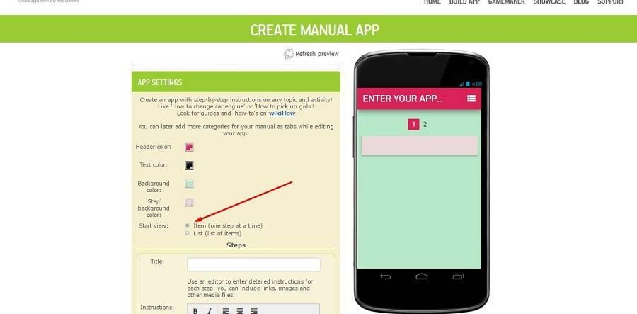Как сделать мобильное приложение для android фото 999