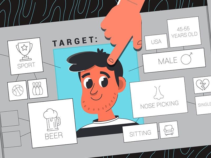 Целевой портрет потребителя поможет настроить таргетированную рекламу максимально эффективно