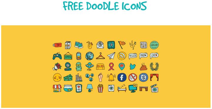 Пример бесплатного набора с roundicons.com
