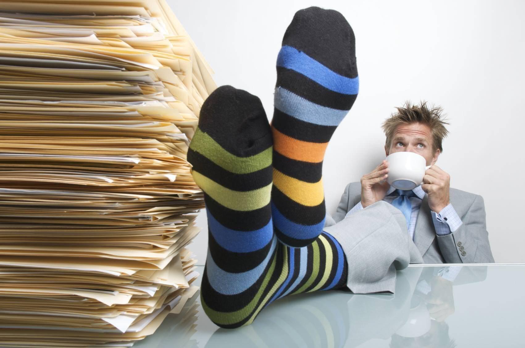 Перерывы – это не лень. Это полезно.