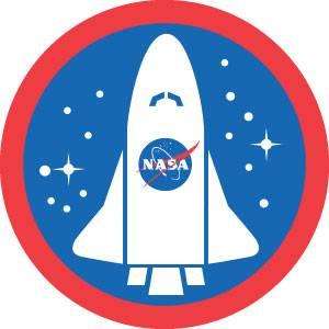 Значок «Nasa Explorer» из социальной сети Foursquare