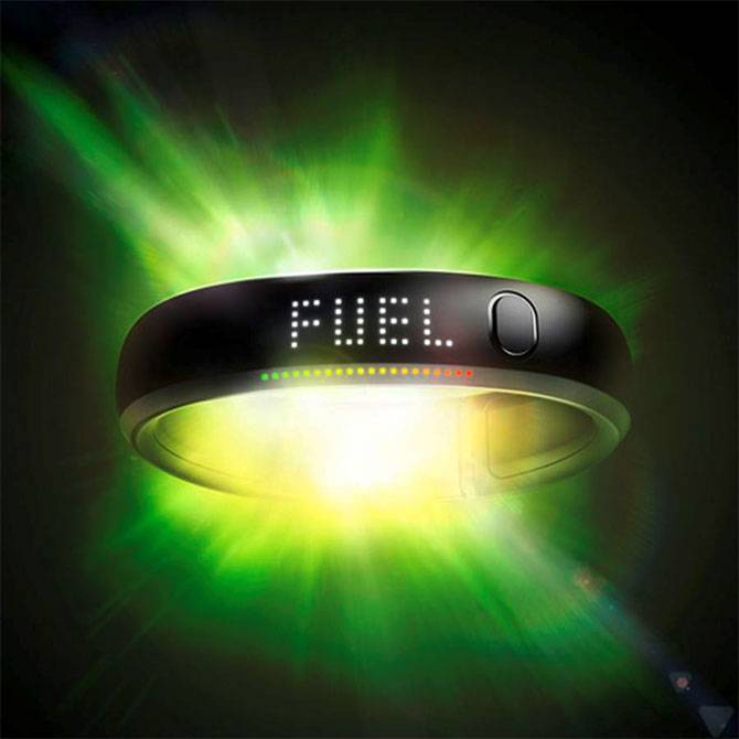 Браслет Nike+ Fuelband