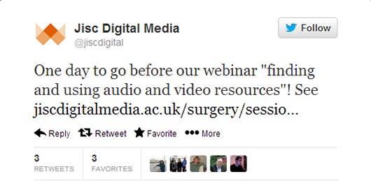До начала нашего вебинара «Поиск и использование аудио- и видеоресурсов» остался всего один день!