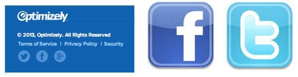 Стандартные и адаптированные иконки социальных сетей