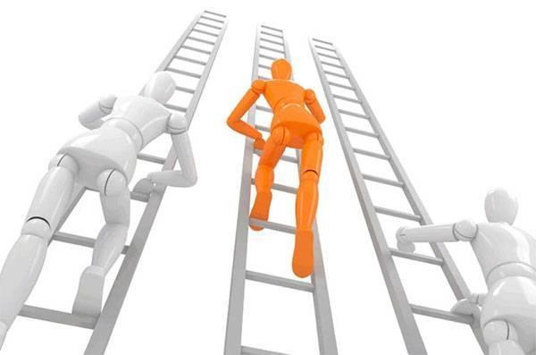 Двигайтесь вверх и не распыляйте ресурсы на несущественное