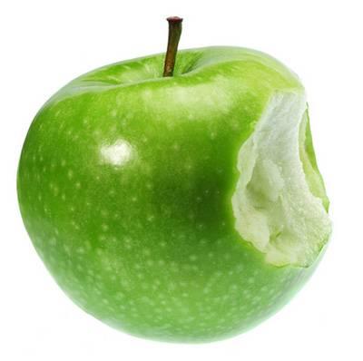 Это яблоко. Бренды не имеют к нему отношения, да?