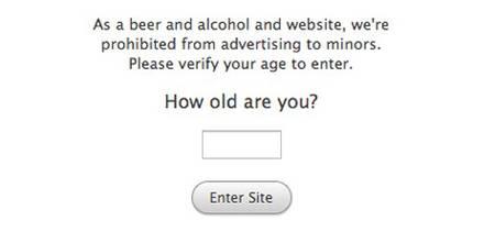 Подтвердите свой возраст и войдите на сайт