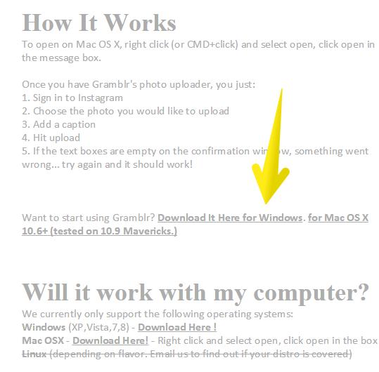 Instagram для компьютера: как зарегистрироваться, добавить и