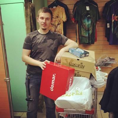 Максим Оранский и Андрей Коломытов, основатели проекта Шанти-Шанти.рф