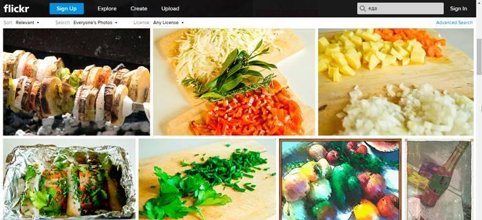 Поиск по фото на русском языке работает прекрасно