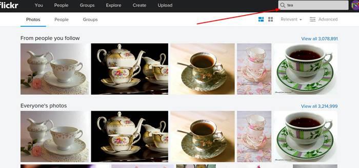 Как использовать Flickr для продвижения бизнеса: http://texterra.ru/blog/kak-ispolzovat-flickr-dlya-prodvizheniya-biznesa.html