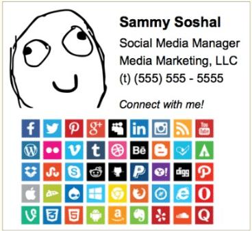 Если вы активный пользователь социальных сетей – это хорошо, но не стоит указывать все подряд