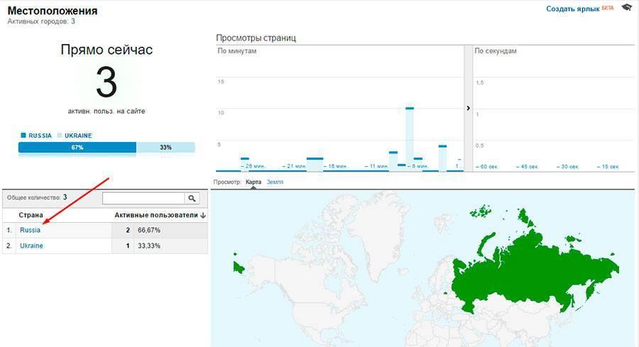 Кликните по стране, чтобы открыть статистику по городам