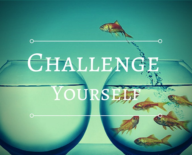 Бросьте вызов себе – и вы сможете совершить большой прыжок вперед