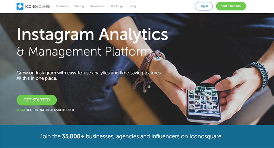 Аналитический инструмент для продвижения Instagram