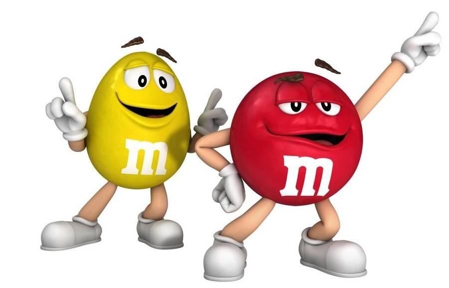 Желтый и красный всегда находятся в центре внимания