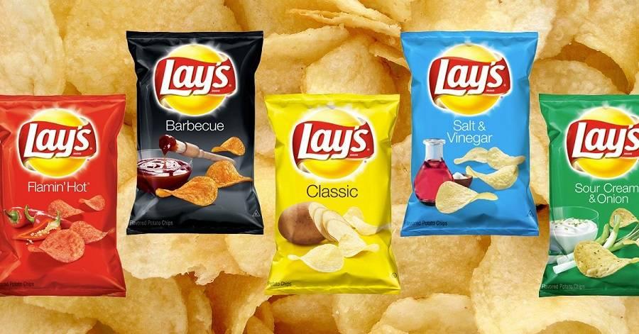 Исследование показало, что изображение натурального картофеля на упаковке Lays не вызывает такого аппетита у покупателей, как изображение зажаренных в масле чипсов