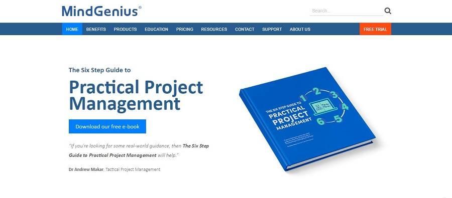 MindGenius – инструмент для менеджеров и управленцев