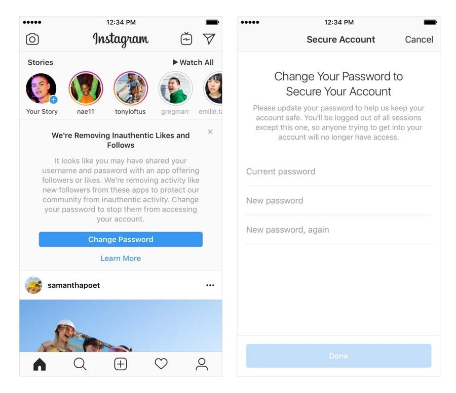 8e56c537394 Instagram борется с фальшивой активностью  боты