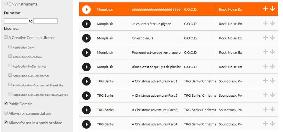 В каталоге FMA можно найти и бесплатно скачать до 125 тысяч аудиофайлов